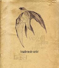 Cuaderno de vuelo (antología de poesía e ilustración)