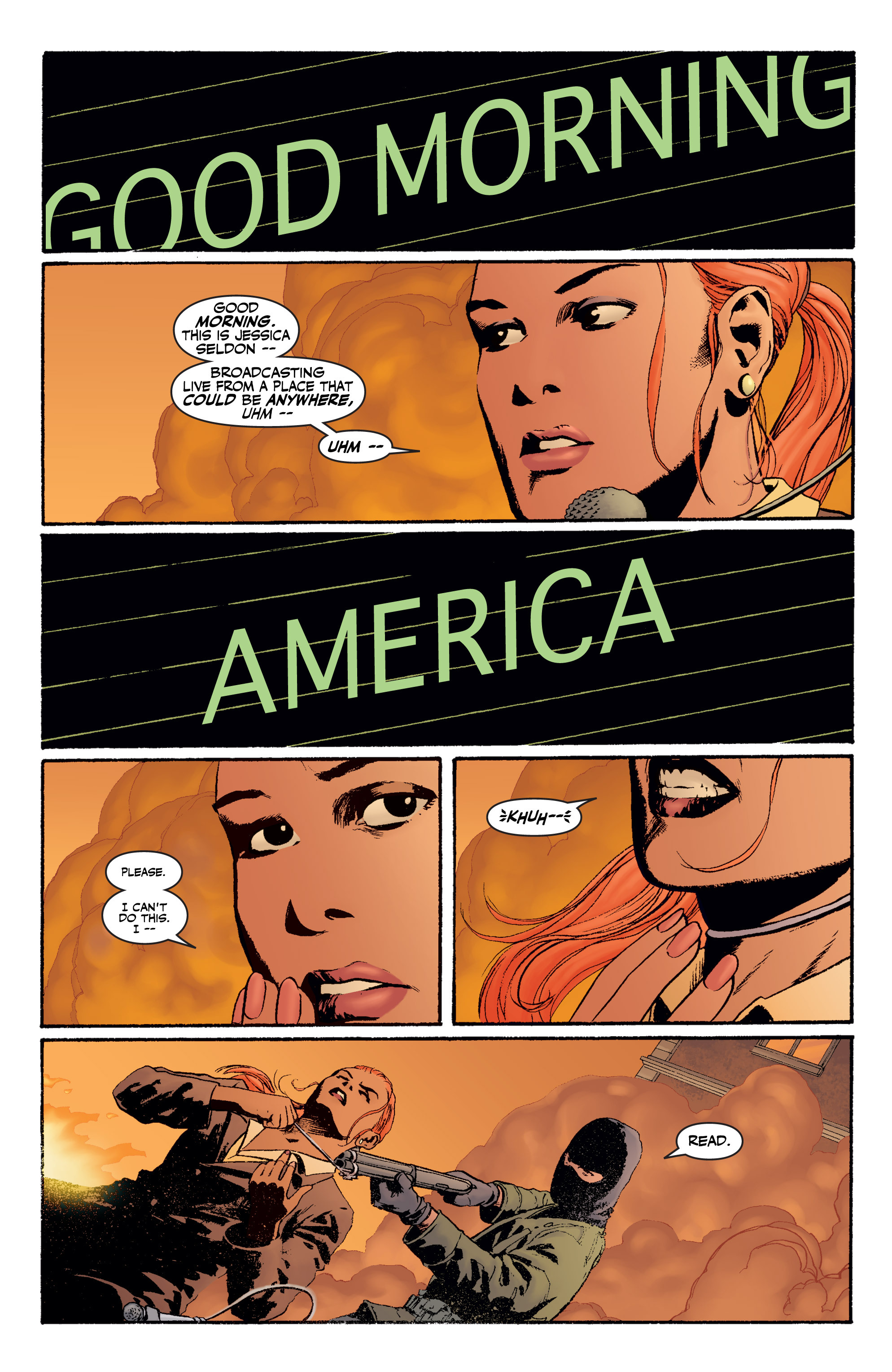 Captain America (2002) Issue #2 #3 - English 8