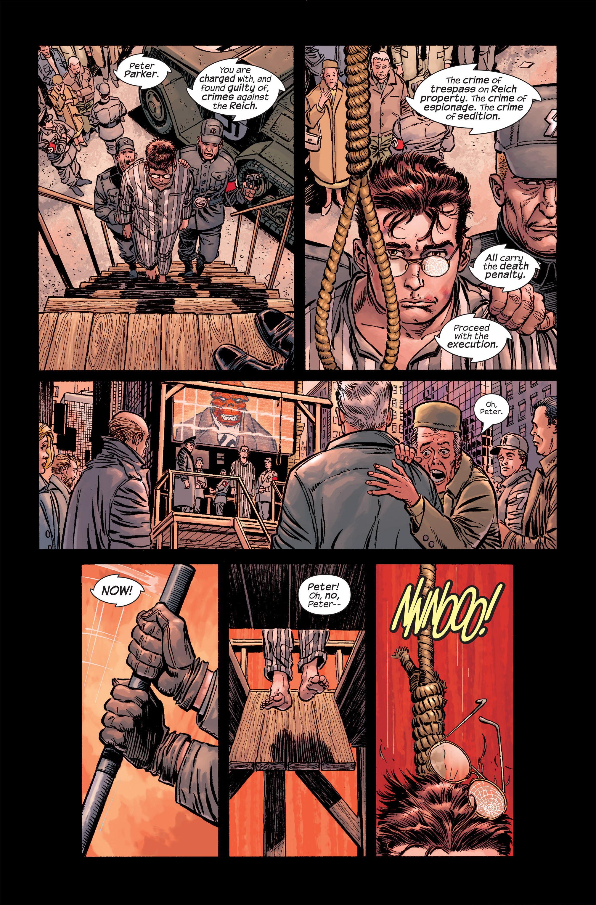 Captain America (2002) Issue #19 #20 - English 9