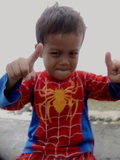 spidey anakku :)