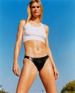 Sexy Amy Acuff Track And Field Athlete
