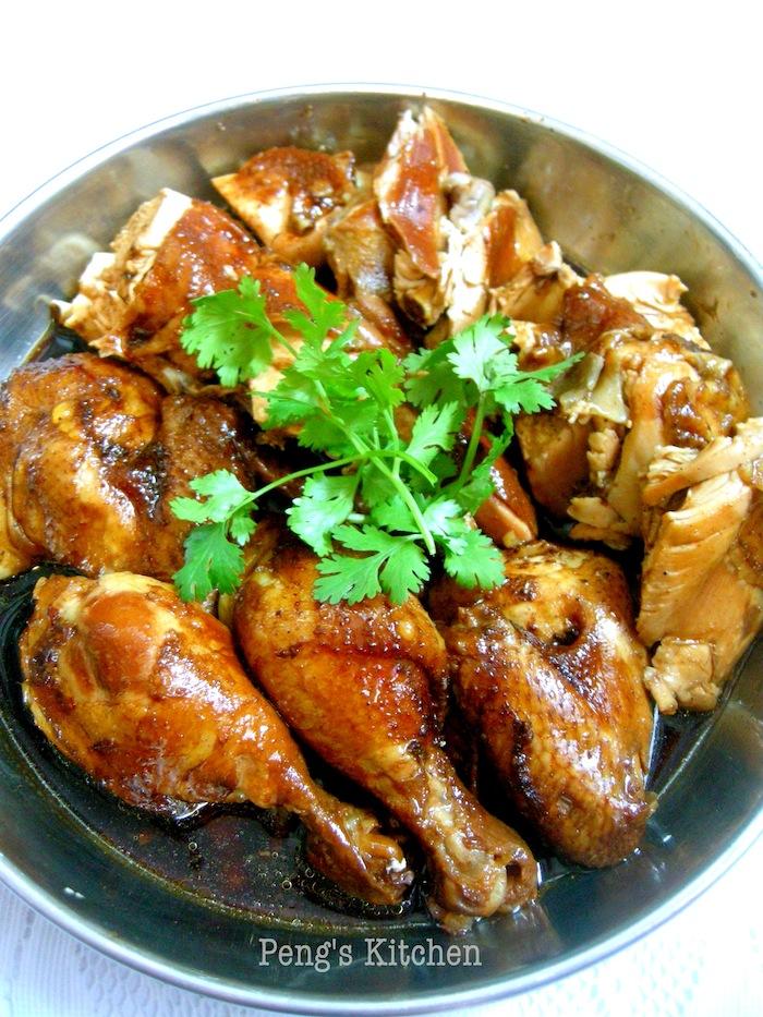 Galangal Chicken