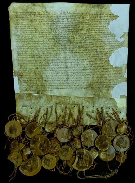 Carta de Hermandad de los Concejos de Castilla (1282)