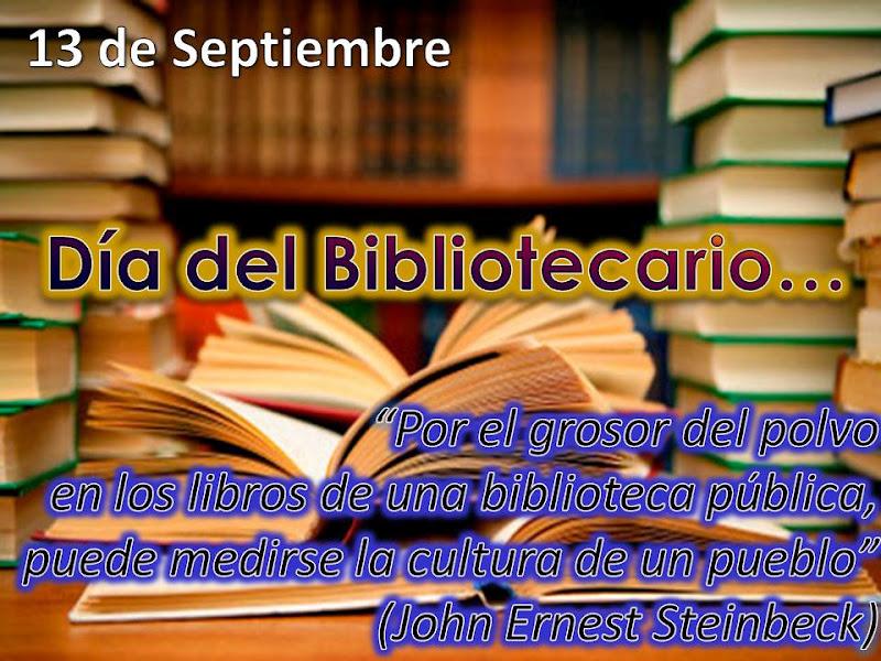 13 de septiembre: