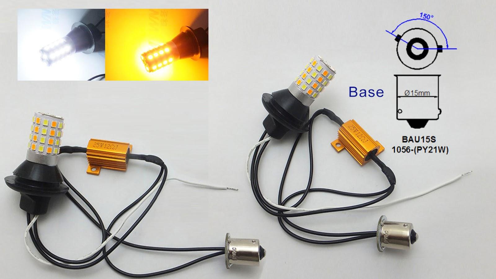 Как сделать светодиодные ходовые огни своими руками 26