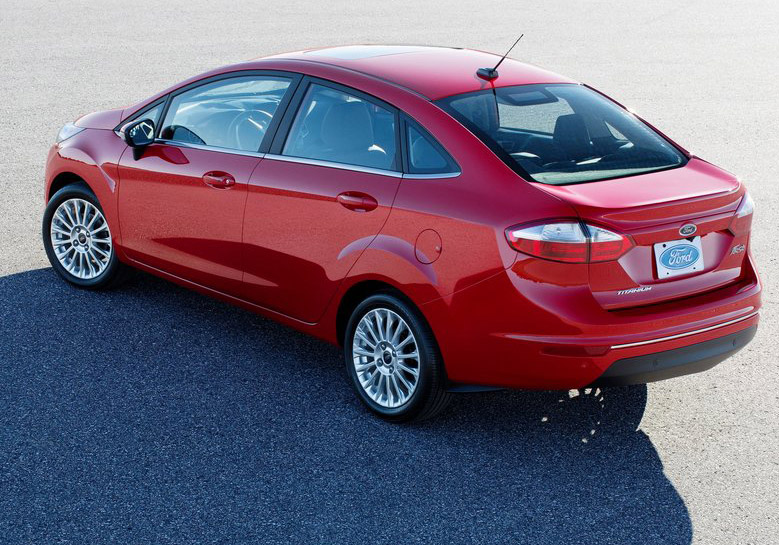 2014 ford fiesta sedan new cars pictures. Cars Review. Best American Auto & Cars Review