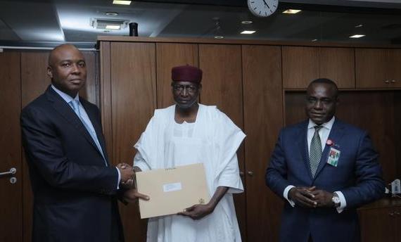Bukola Saraki receives Nigeria Ministerial list,list of ministerial nominees Nigeria