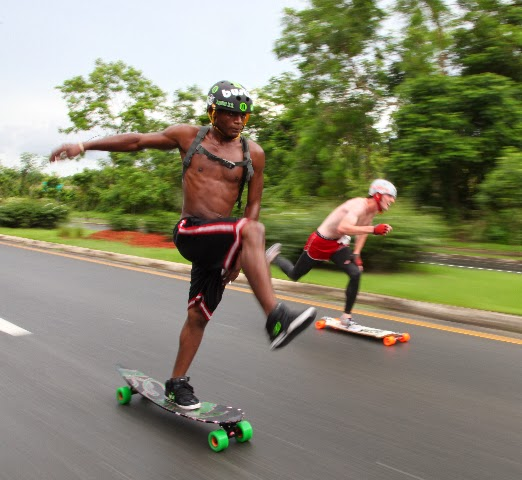 Image result for longboarding exercise