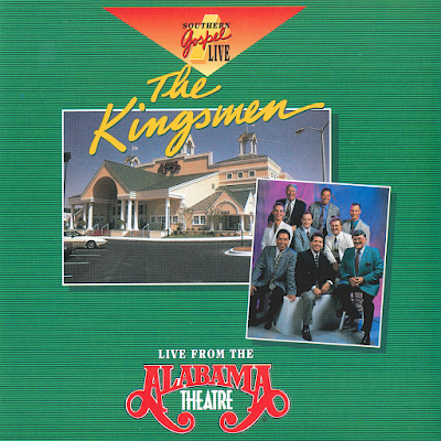 The Kingsmen Quartet-Live From The Alabama Theatre-