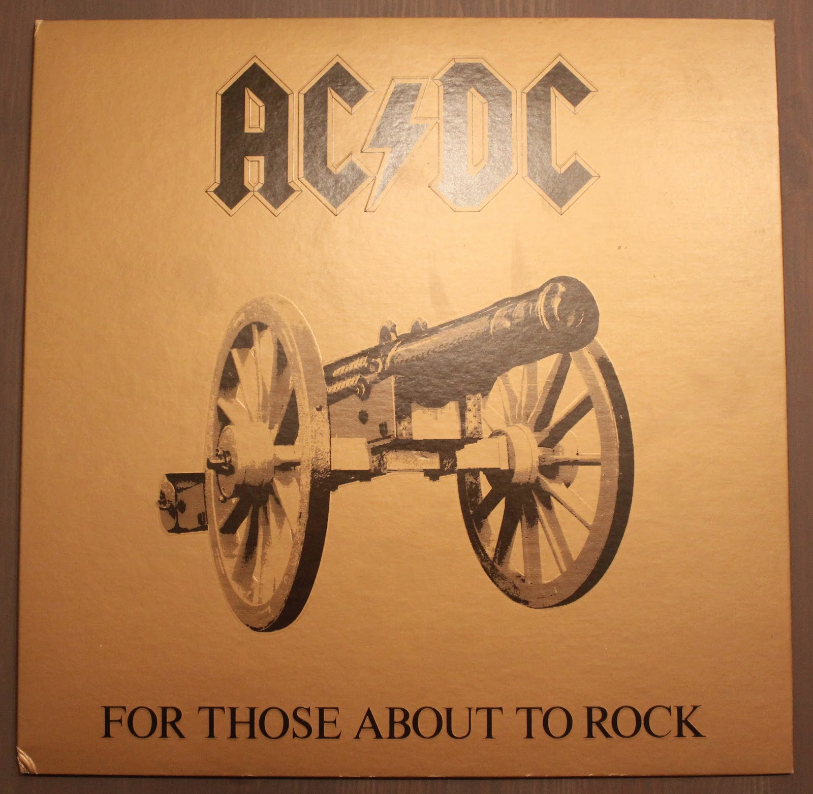 AC/DC For Hhouse About To Rock