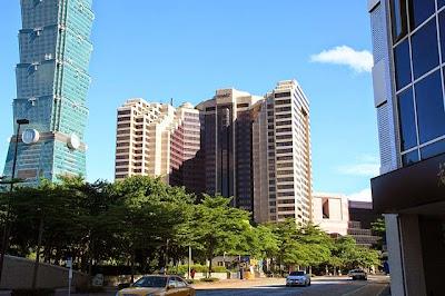 hotel grand hyatt taipei taiwan