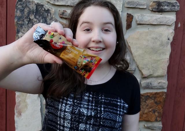 Melissa likes the new Betty Crocker Sweet Rewards Bars!