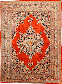 Silk Carpets And The Story Of Road