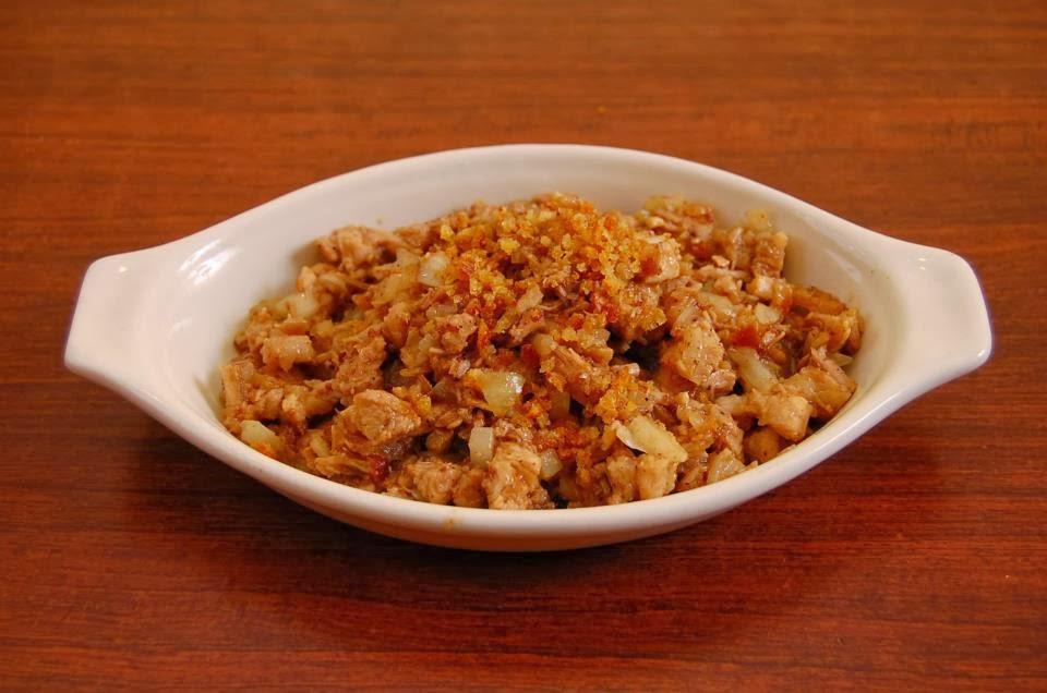 Luyong's Pork Sisig