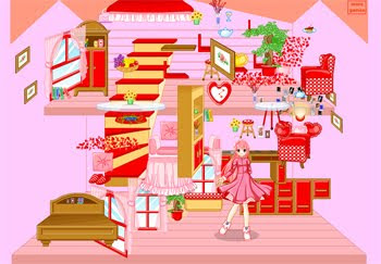 Barbie House Decoration Flash Games gameflazz.blogspot.com