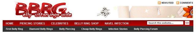 Double Navel Piercings