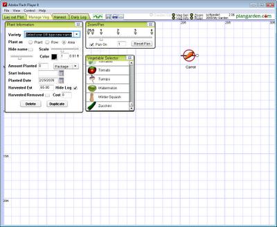 Free Vegetable Garden Design Software Mac