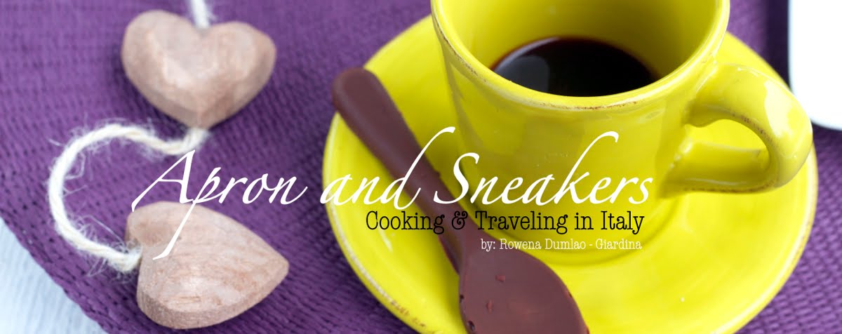 Apron and Sneakers - Cooking & Traveling in Italy and Beyond