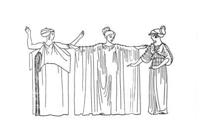 Greek Fashion History Aditi Karwa