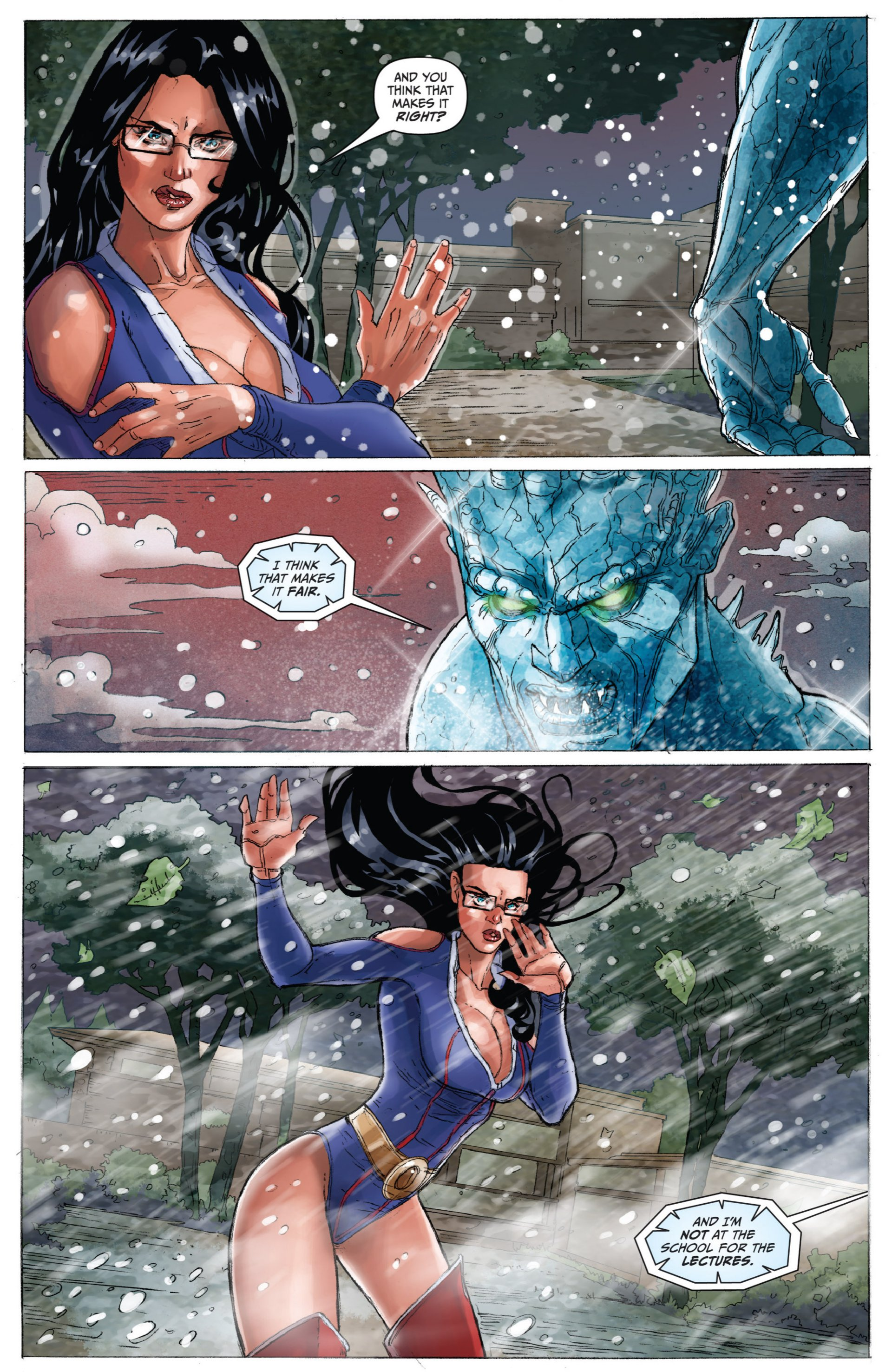 Grimm Fairy Tales (2005) Issue #84 #87 - English 17