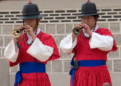 Sejarah musisi | Sejarah Alat musik tradisional Korea | Taepyeongso