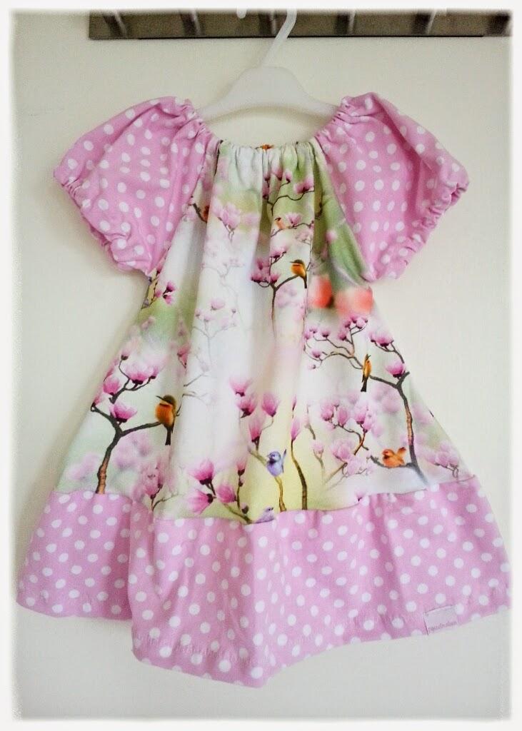 singoalla klänning jersey
