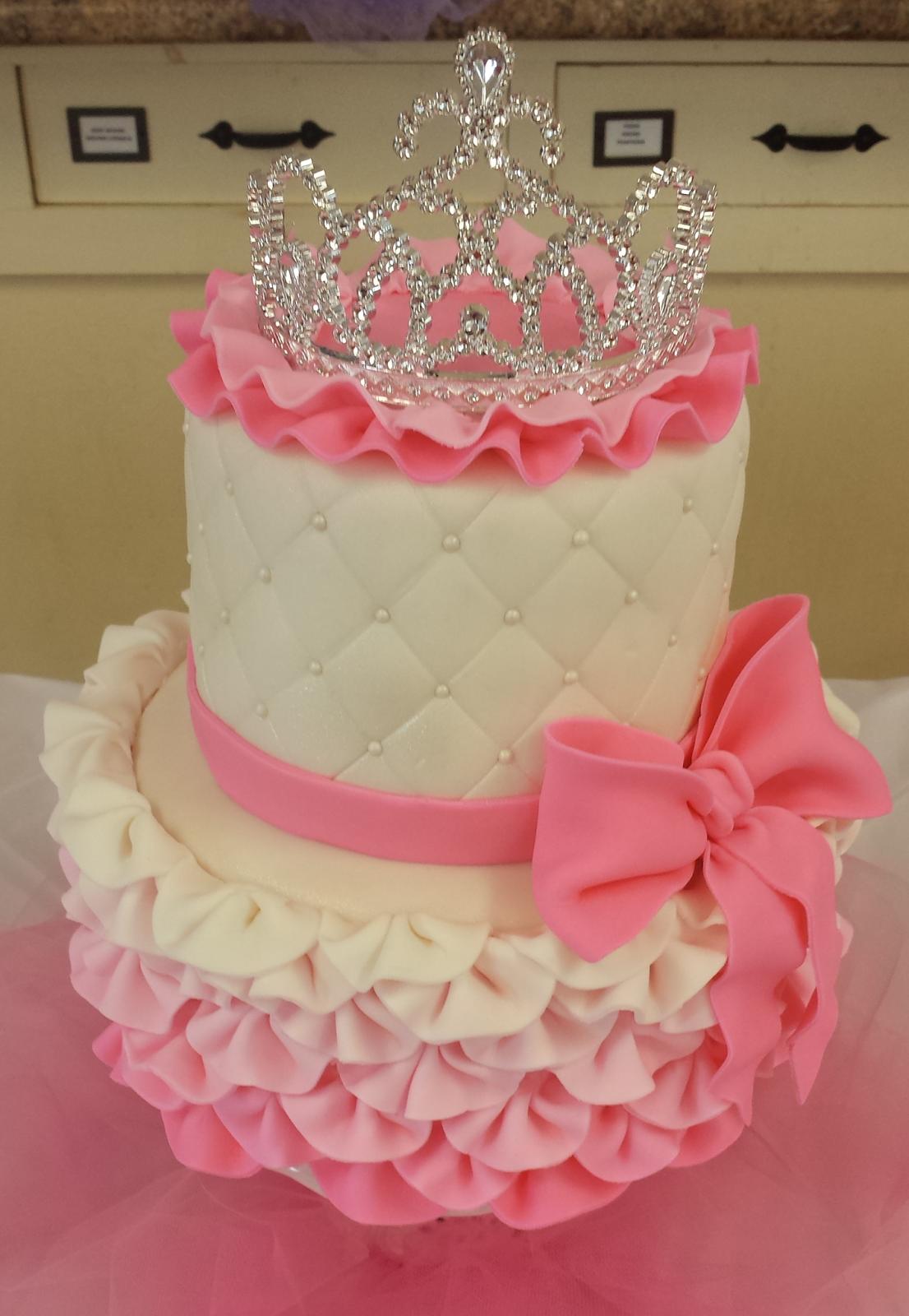 Cake Blog: Princess Cake Tutorial