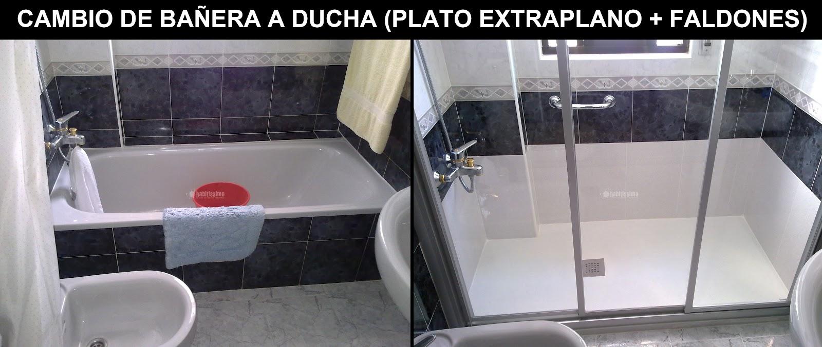 Cambia tu ba era por plato ducha encontraras todo lo que for Plato de ducha flexible