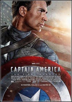 Download Capitão América O Primeiro Vingador Dublado TS Rmvb