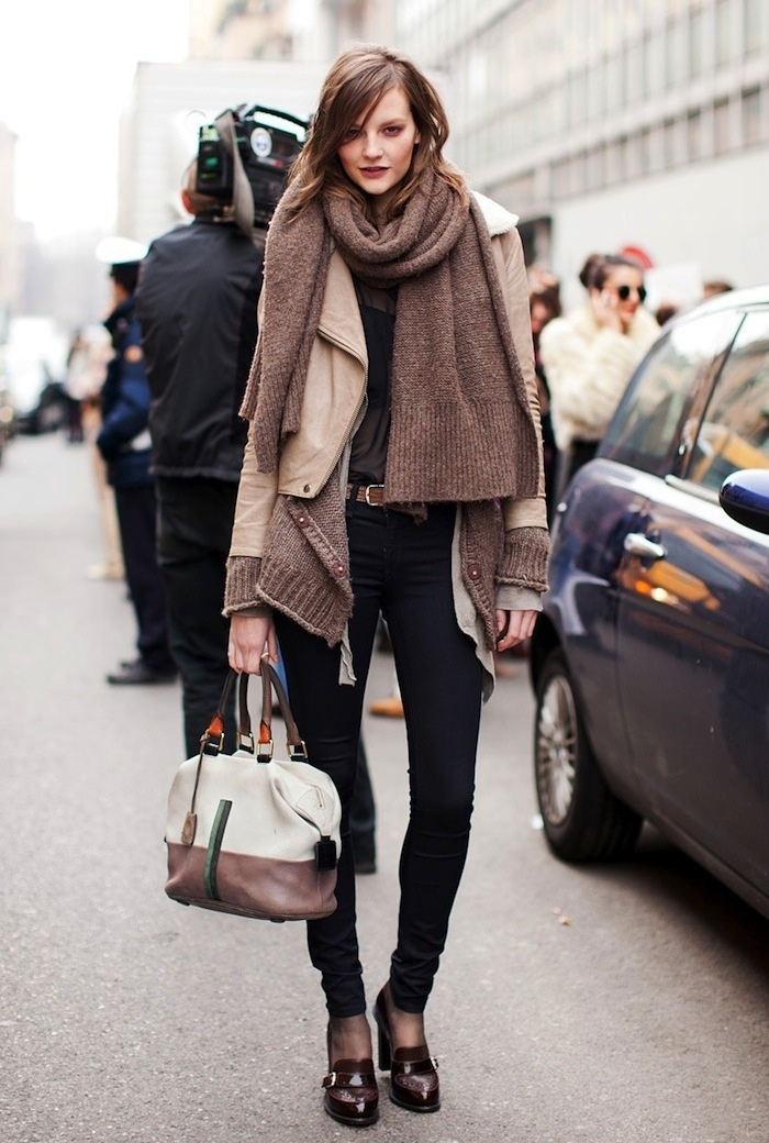 new york street style winter fashion