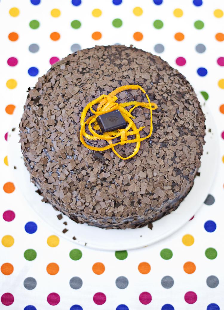 receta de cómo hacer tarta sacher