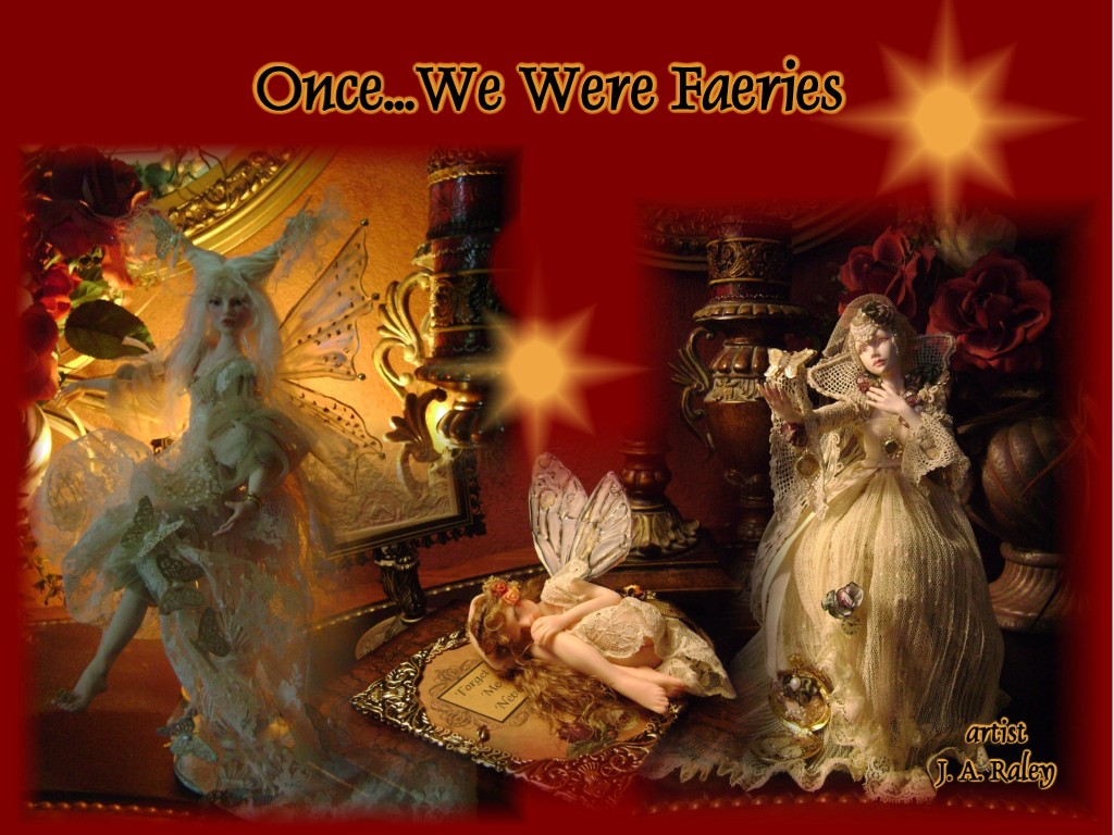 Once We Were Faeries
