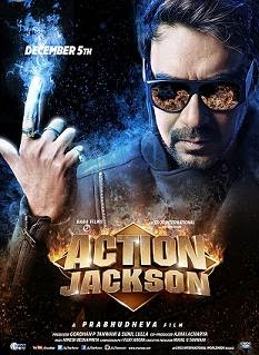 Watch Action Jackson (2014) Non Retail DVDRip Hindi Full Movie Watch Online Free Download