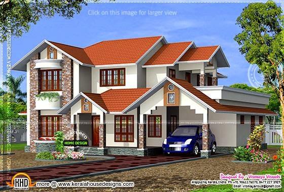 Home in Kerala