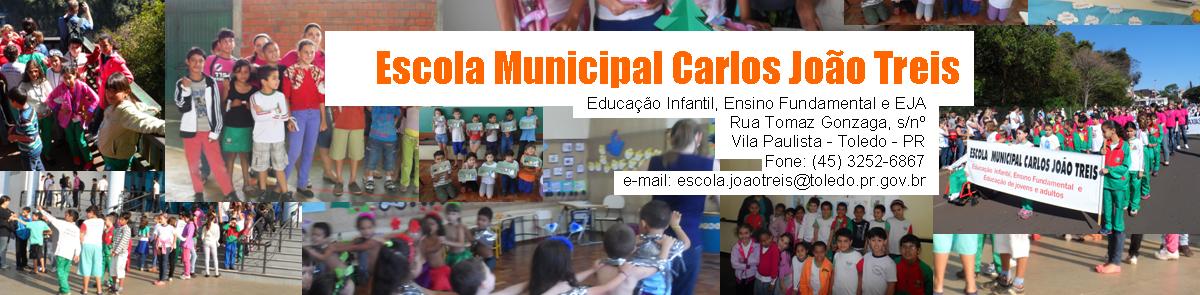 Escola Carlos João Treis