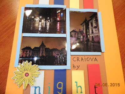 Craiova in scrapbooking blogosferic