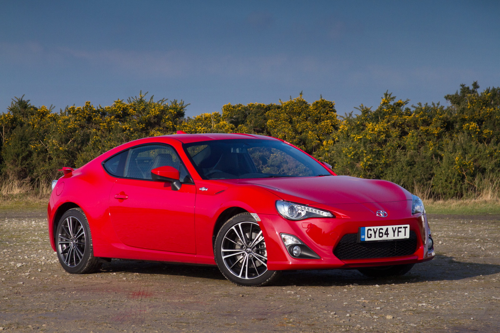 Toyota Developing A Smaller, Sub-GT86 RWD Sports Car