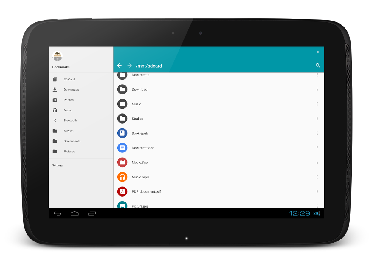 XamarinForms side menu control targeted at Android, iOS