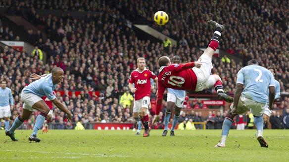 Wayne Rooney's simply stunning