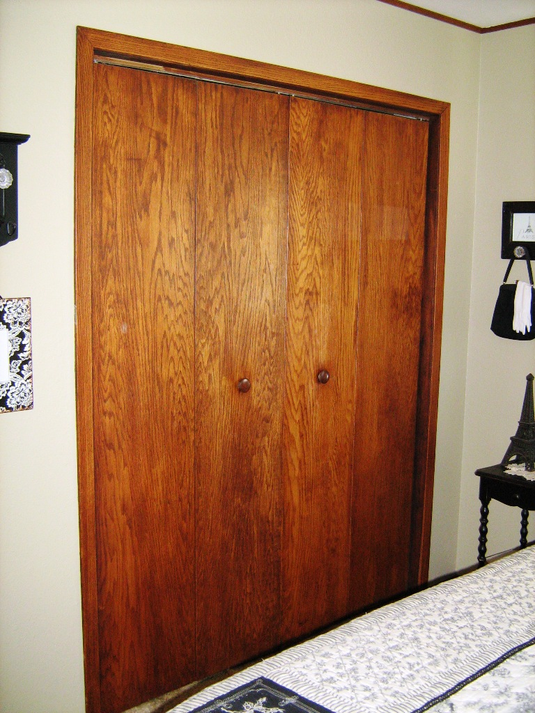 Kindred Style Kandys First Closet Door Makeover