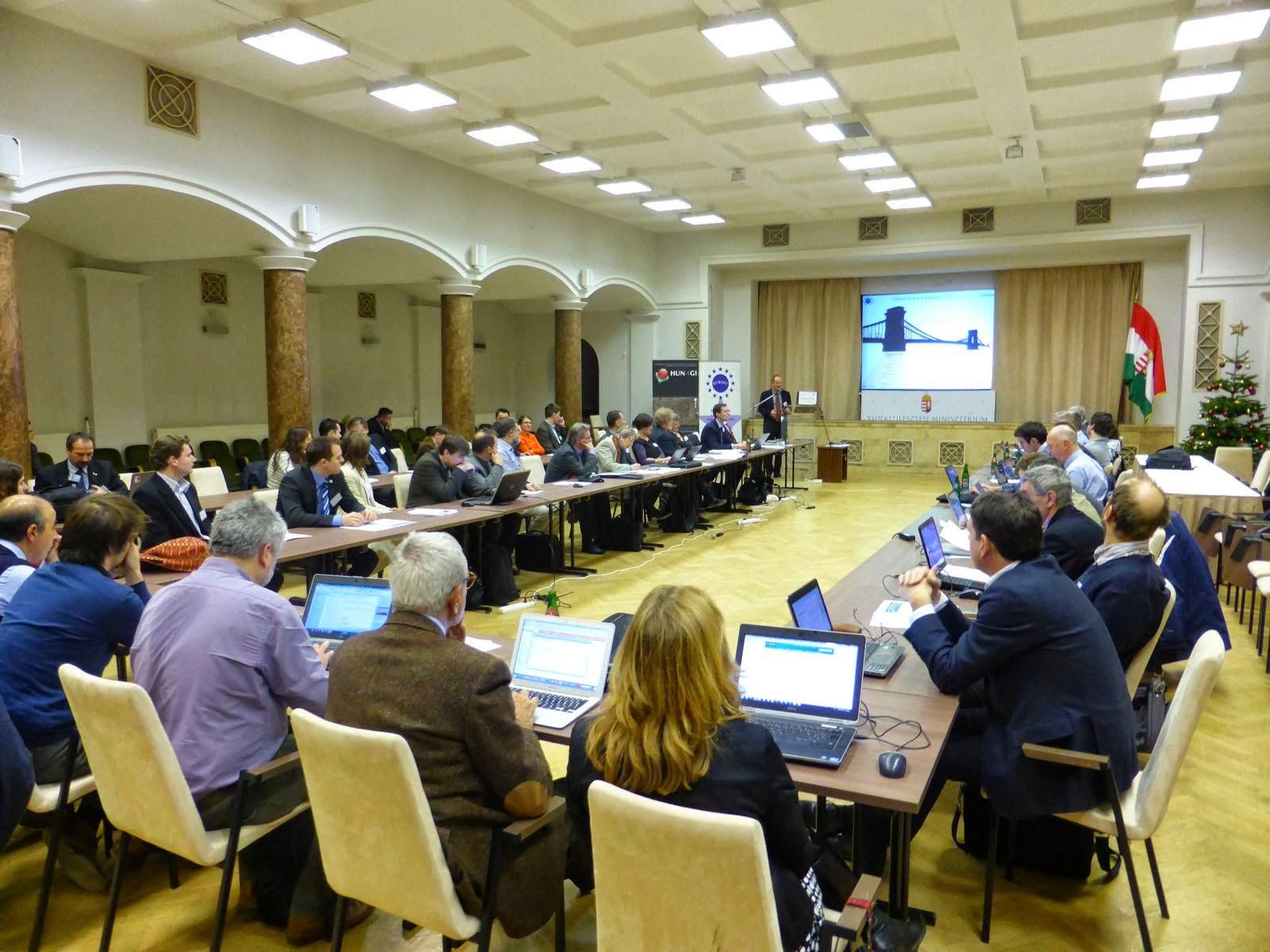EUROGI-ESA Copernicus MPP WorkshopBudapesten