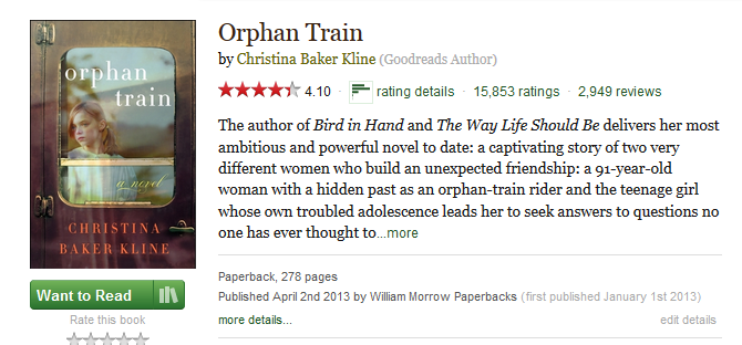 orphan trains essay