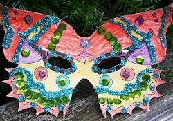 Izzy's Venetian Mask