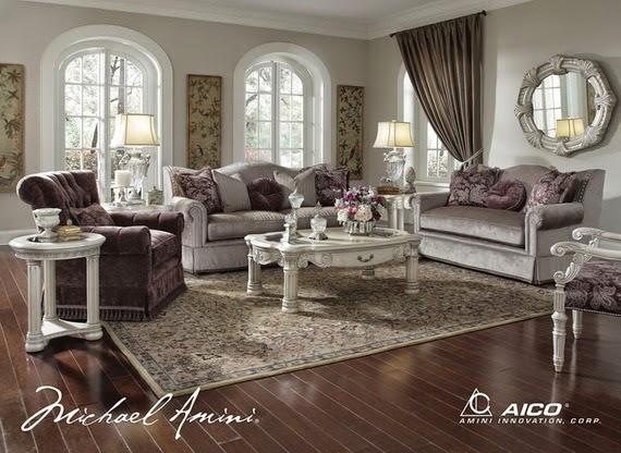 Furnitur Ruang Tamu Klasik