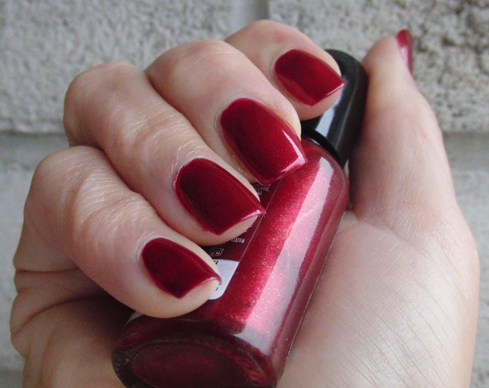 Beauty Blog by Lisa - TIPS from head to toe!: Sally Hansen\'s ...