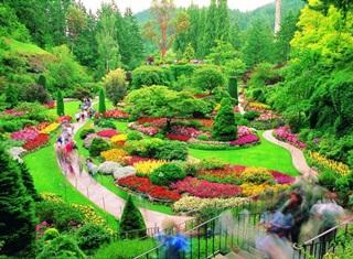 7 Taman Terindah Di Dunia