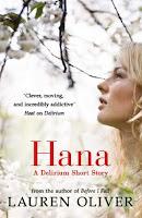 Hana (Delirium #1.5) - Lauren Oliver