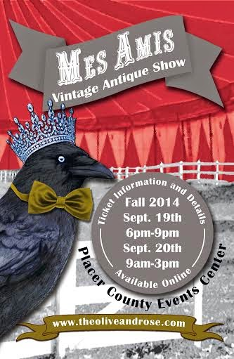 See us at our Fall Show