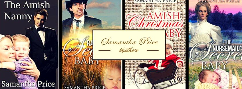 Samantha Price Books