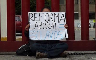 Reforma Laboral en Mexico